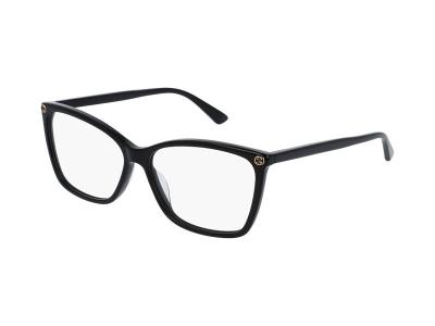 Gafas graduadas Gucci GG0025O-001