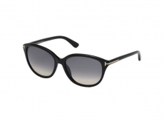 Gafas de sol Tom Ford - Tom Ford KARMEN FT0329 01B