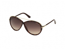 Gafas de sol Tom Ford - Tom Ford TAMARA FT0454 52K