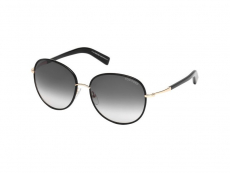 Gafas de sol Tom Ford - Tom Ford GEORGIA FT0498 01B