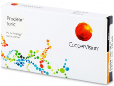Lentillas CooperVision - Proclear ToricXR (3Lentillas)