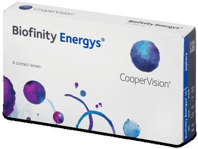 Biofinity Energys (6 lentillas)