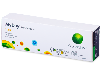 MyDay daily disposable toric (30 Lentillas)