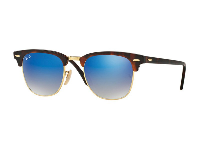 Gafas de sol Ray-Ban Clubmaster Flash Lenses RB3016 990/7Q