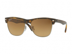 Gafas de sol Clubmaster - Ray-Ban CLUBMASTER OVERSIZED CLASSIC RB4175 878/M2