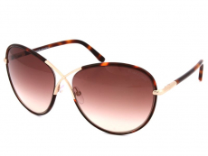 Gafas de sol Tom Ford - Tom Ford ROSIE FT0344 56F