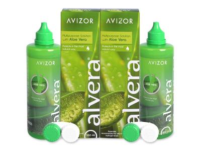 Líquido Alvera 2 x 350 ml