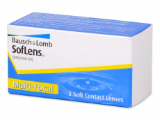 Lentillas Bausch and Lomb - SofLens Multi-Focal (3 Lentillas)