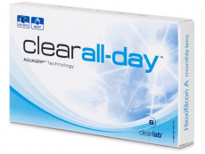 Otros fabricantes - Clear All-Day (6 Lentillas)