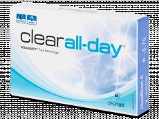 Lentillas - Clear All-Day (6Lentillas)