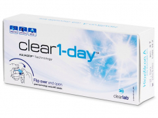 Lentillas ClearLab - Clear 1-Day (30 Lentillas)