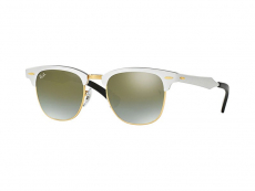 Gafas de sol Clubmaster - Ray-Ban CLUBMASTER ALUMINUM RB3507 137/9J