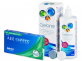 Air Optix for Astigmatism (6 Lentillas) + Líquido Gelone 360ml