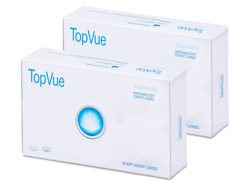 TopVue Daily (180lentillas) - Lentillas diarias desechables