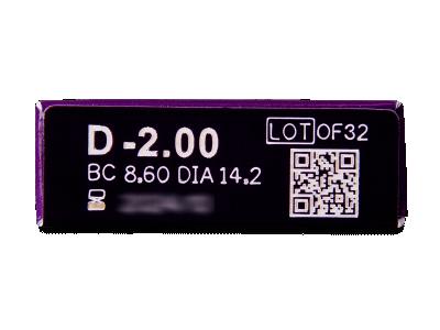 TopVue Elite+ (10 lentillas) - Previsualización de atributos