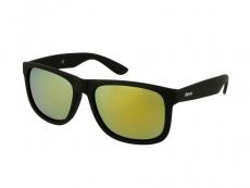 Gafas de sol Hombre - Gafas de sol Alensa Sport Black Gold Mirror