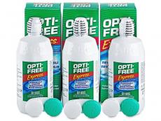 Líquidos para lentillas - Líquido OPTI-FREE Express 3x355ml