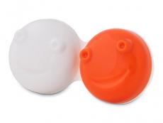 Estuches - Estuche para limpiador de lentillas vibratorio -  marrón