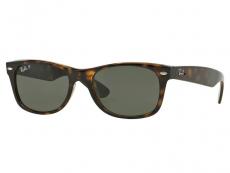 Gafas de sol Wayfarer - Ray-Ban NEW WAYFARER RB2132 902/58