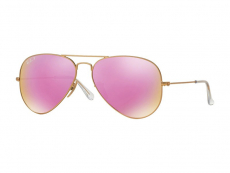 Gafas de sol  Aviator - Ray-Ban Aviator Flash Lenses RB3025 112/1Q
