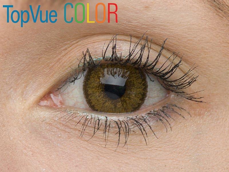 369c4083f6bc5 Lentillas de color TopVue Color – graduadas (2 Lentillas) desde ...