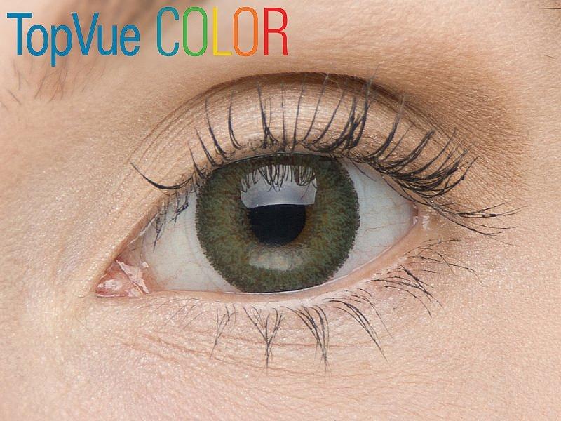 ebe4121c55564 Lentillas de color TopVue Color – graduadas (2 Lentillas) desde ...