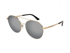 Gafas de sol Piloto / Aviador - Alexander McQueen MQ0107SK 005