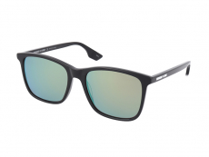 Gafas de sol Cuadrada - Alexander McQueen MQ0080S 002
