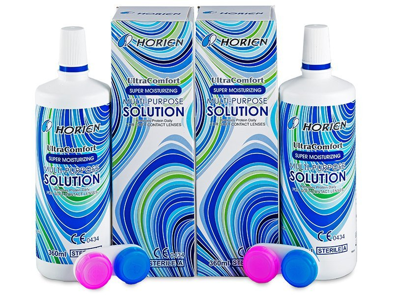 Líquido Horien 2x360ml  - Economy duo pack- solution