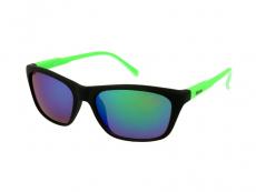 Gafas deportivas Alensa - Gafas de sol Alensa Sport Black Green Mirror