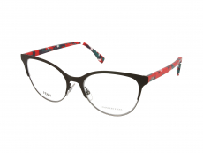 56dcc38469 Fendi FF 0174 TWI. 157.45 € En stock. Gafas graduadas Browline ...