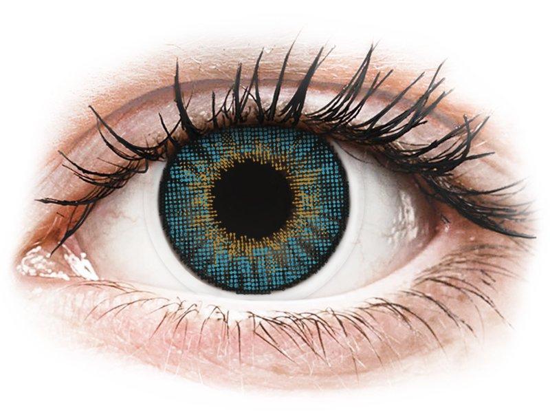 Air Optix Colors - Blue - Sin graduación (2 lentillas)