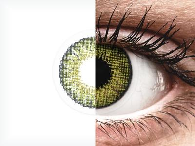 Air Optix Colors - Gemstone Green - Sin graduación (2 lentillas)