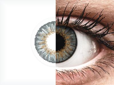 Air Optix Colors - Grey - Sin graduación (2 lentillas)