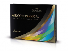 Air Optix Colors - Pure Hazel - Graduadas (2 lentillas)