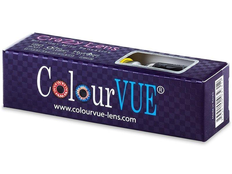 ColourVUE Crazy Lens - Avatar - Sin graduación (2 lentillas)