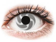 Lentillas Maxvue Vision - ColourVUE Crazy Lens - Blade - Sin graduación (2 lentillas)