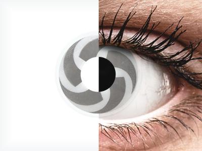 ColourVUE Crazy Lens - Blade - Sin graduación (2 lentillas)