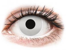 Lentillas Maxvue Vision - ColourVUE Crazy Lens - Mirror - Sin graduación (2 lentillas)