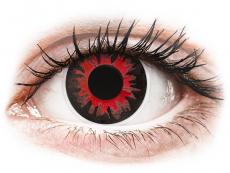 Lentillas de colores especiales - sin graduación - ColourVUE Crazy Lens - Volturi - Sin graduación (2 lentillas)