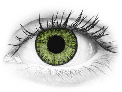 TopVue Color daily - Fresh Green - Sin graduación (10lentillas)