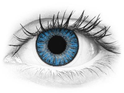 TopVue Color daily - Sapphire Blue - Graduadas (10lentillas)