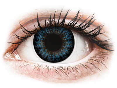 ColourVUE BigEyes Cool Blue - Graduadas (2 lentillas)