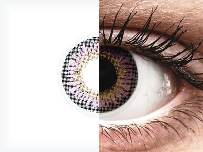 ColourVUE 3 Tones Violet - Sin graduación (2lentillas)