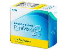 Lentillas Bausch and Lomb - Purevision 2 for Presbyopia (6 Lentillas)