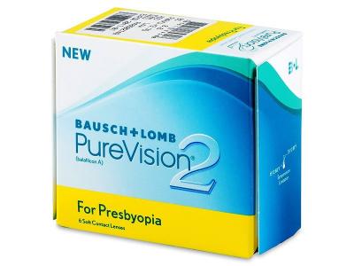 Purevision 2 for Presbyopia (6Lentillas) - Diseño antiguo