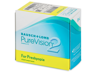 Purevision 2 for Presbyopia (6 Lentillas)