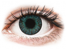 Lentillas de colores - FreshLook ColorBlends Brilliant Blue - Sin graduación (2 Lentillas)