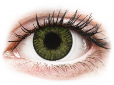 Lentillas de colores - FreshLook ColorBlends Green - Sin graduación (2 Lentillas)