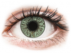 Lentillas de colores - FreshLook Colors Green - Graduadas (2 Lentillas)